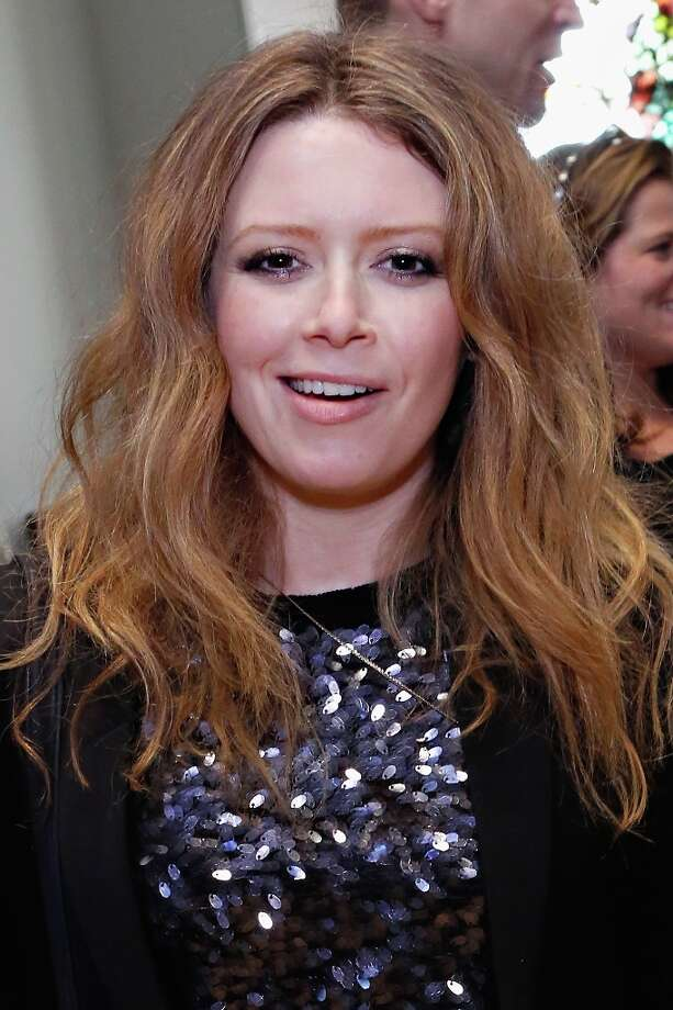 Actress Natasha Lyonne attends the Chloe Sevigny for Opening Ceremony fall 2013 fashion show during Mercedes-Benz Fashion Week at St. Mark's Church In The Bowery on February 9, 2013 in New York City. Photo: Cindy Ord, Getty Images / 2013 Getty Images