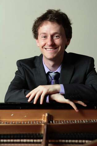 "Pianist Igor Lovchinsky will join with Jonathan Coombs for a free concert, ""Reflections of Walter Piston,"" Sunday, Feb. 17, 2013, at the  Regina A. Quick Center for the Arts at Fairfield University, Fairfield, Conn. The piano duo is part of the Young Artists Series and is being presented by the New York City-based Stecher and Horowitz Foundation. For more information, call 203-254-4010 or visit http://www.quickcenter.com. Photo: Contributed Photo"