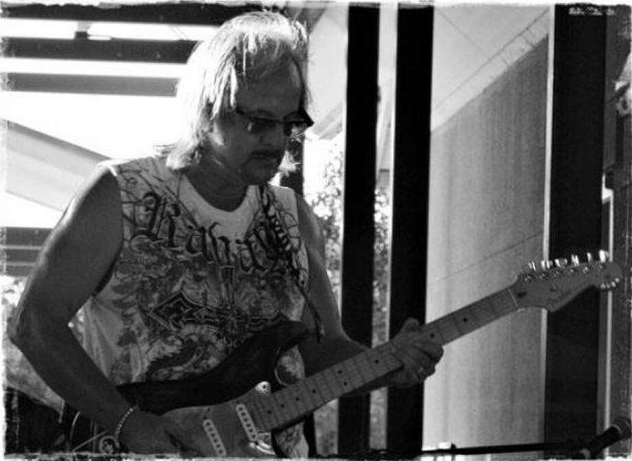 Bobby Joe Harlow is the founder and lead singer of the family rock band Joe Blow. Photo: Courtesy Bobby Joe Harlow
