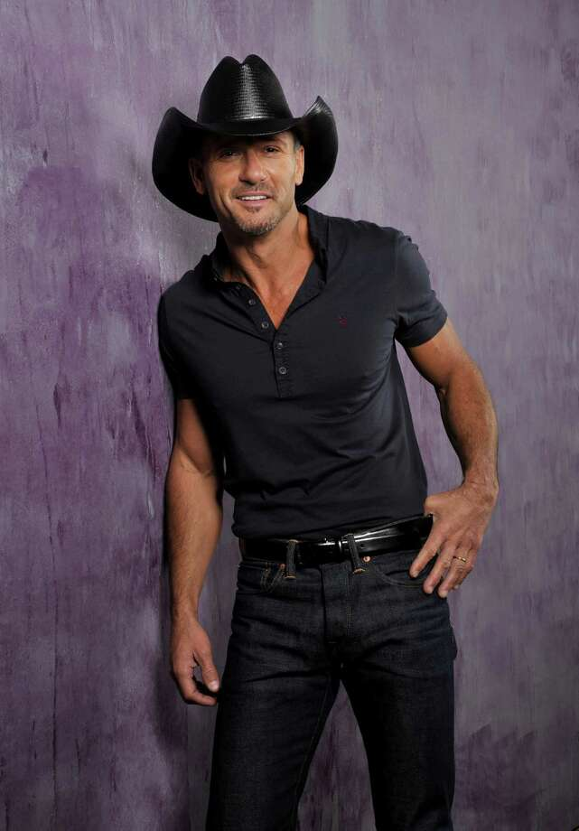 "Tim McGraw's ""Two Lanes of Freedom"" is his first in two decades on a different label. Photo: Donn Jones / Invision / Associated Press"