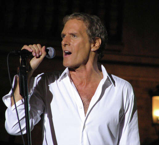 Michael Bolton will perform at The Ridgefield Playhouse on Valentine's Day. Photo: Contributed Photo