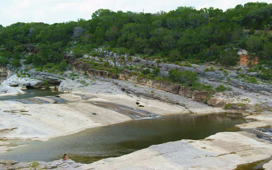 Pedernales Falls State Park in Johnson City is one of the more popular parks in the Hill Country.  / Copyright 2013 Josh Trudell