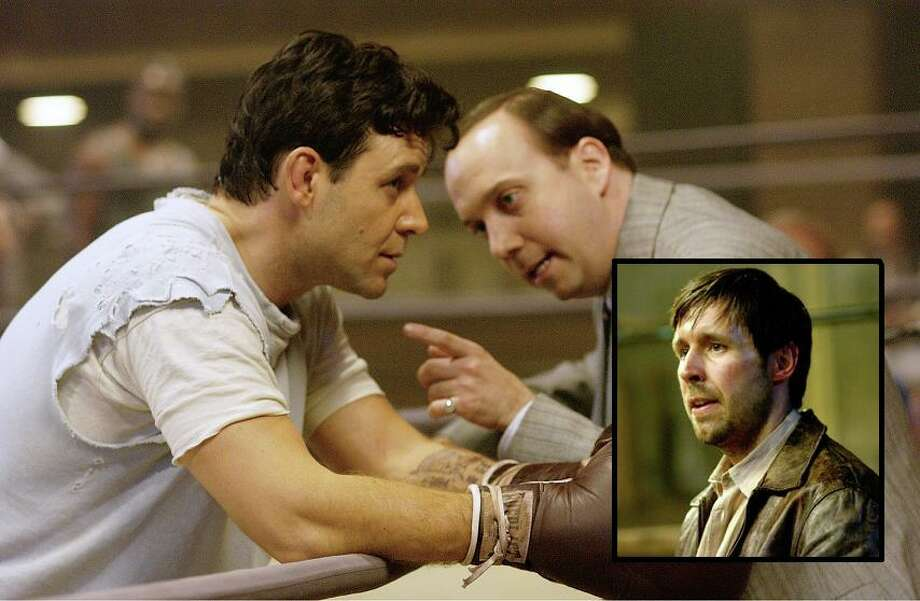 MIKE WILSON (CINDERELLA MAN, 2005): The ill-fated former stockbroker played by Paddy Considine was a wholesale creation, meant to represent the downtrodden working man during The Great Depression. Director Ron Howard also used composite characters in Apollo 13 and A Beautiful Mind. Photo: George Kraychyk, Universal Studios / Universal Studios