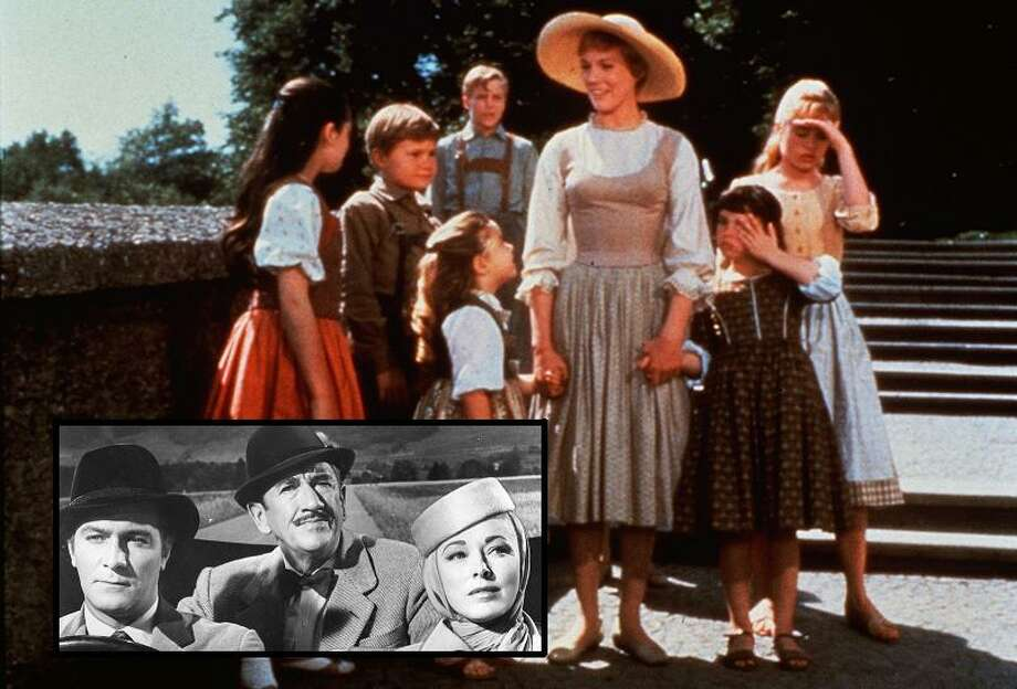 MAX DETWEILER from THE SOUND OF MUSIC (1959): The hills are alive, with the sound of fiction! The conniving music producer Detweiler was invented to further the film's pro-Maria plot. Elsa Schraeder is also the product of a name change (from Princess Yvonne). Still way more accurate than Braveheart. Photo: Courtesy Photo