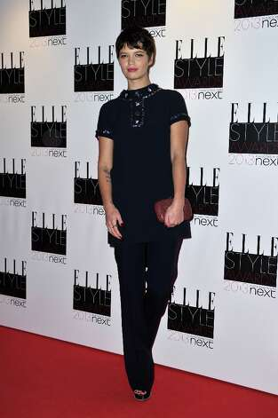 Pixie Geldof attends the Elle Style Awards at The Savoy Hotel on February 11, 2013 in London, England. Photo: Gareth Cattermole, Getty Images / 2013 Getty Images