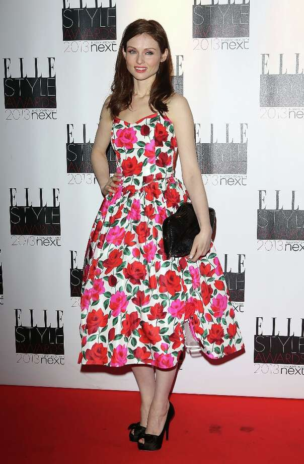 Sophie Ellis Bextor attends the Elle Style Awards at Savoy Hotel on February 11, 2013 in London, England. Photo: Tim Whitby, Getty Images / 2013 Getty Images