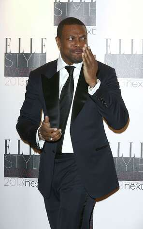 Chris Tucker attends the Elle Style Awards at Savoy Hotel on February 11, 2013 in London, England. Photo: Tim Whitby, Getty Images / 2013 Getty Images