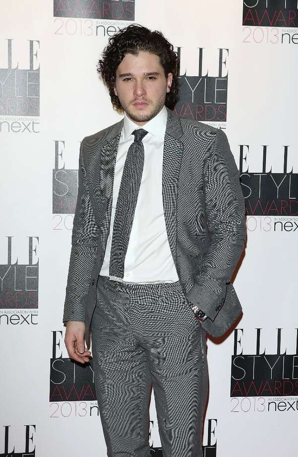 Kit Harington attends the Elle Style Awards at Savoy Hotel on February 11, 2013 in London, England. Photo: Tim Whitby, Getty Images / 2013 Getty Images