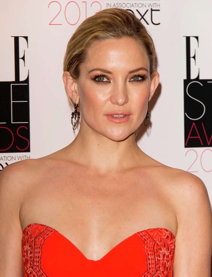 Kate Hudson attends the Elle Style Awards on February 11, 2013 in London, England. Photo: Mark Cuthbert, UK Press Via Getty Images / 2013 Mark Cuthbert