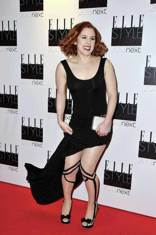 Katy B attends the Elle Style Awards at The Savoy Hotel on February 11, 2013 in London, England. Photo: Gareth Cattermole, Getty Images / 2013 Getty Images