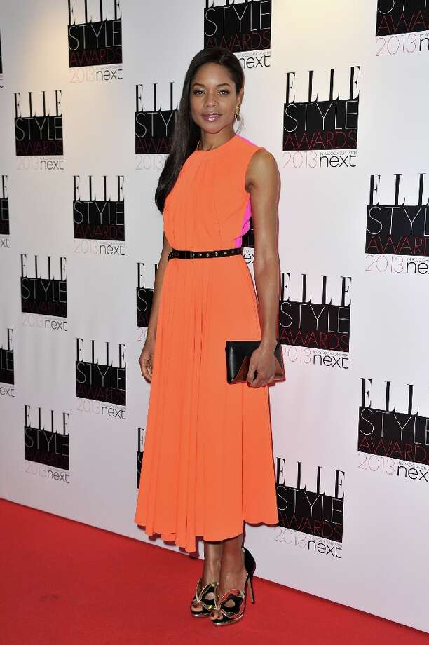 Naomie Harris attends the Elle Style Awards at The Savoy Hotel on February 11, 2013 in London, England. Photo: Gareth Cattermole, Getty Images / 2013 Getty Images