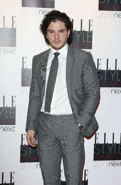 Kit Harington attends the Elle Style Awards at Savoy Hotel on February 11, 2013 in London, England.