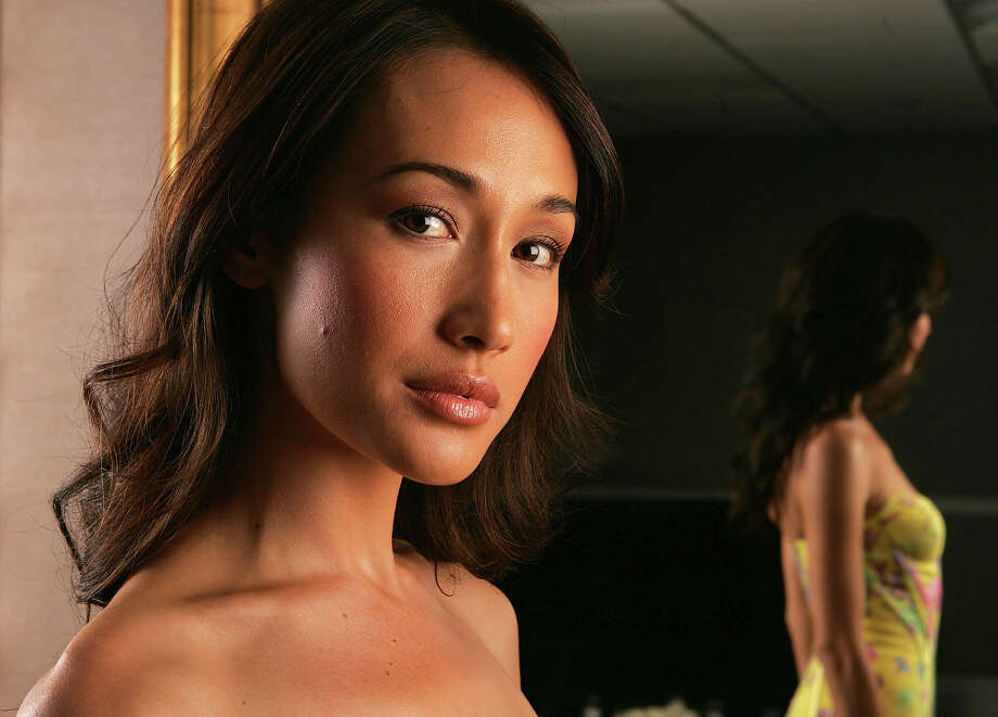 "Maggie Q plays Olyphant's compatriot, Mai Linh in ""Live Free or Die Hard."" Photo: Mark Mainz, Getty Images / 2006 Getty Images"