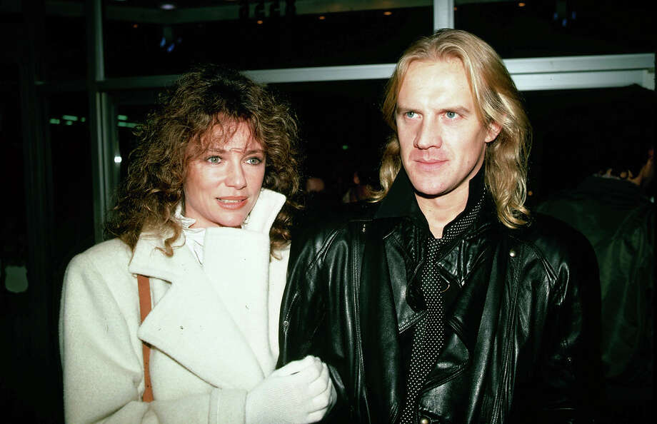 Alexander Godunov, seen here with actress Jacqueline Bisset, was one of Gruber's goons. In real life, he was known better as a ballet dancer. Photo: Time & Life Pictures, Time Life Pictures/Getty Images / Time & Life Pictures