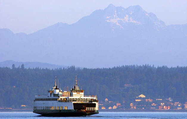 Take the ferry to Bainbridge and get ice cream at Mora. The ferry price is $7.70 for each adult, with discounts for kids and seniors. Mora Iced Creamery is a short walk from the ferry terminal at 139 Madrone Lane. We suggest the white chocolate, banana split, and maraschino cherries cream flavors, but there are many good ones. Even with scoops of ice cream or sorbet, you'll be able to fall under your $40 limit.