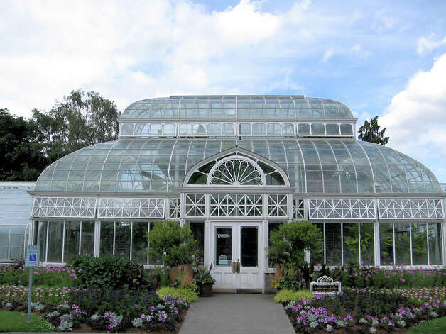 Try the wine and chocolate tasting at the Volunteer Park Conservatory. Entry times are 5, 6, and 7 p.m. on Valentine's Day and tickets are available at the conservatory gift shop. Here's the catch: You'll only stay under the $40 limit if you're a Friends of the Conservatory member. (For members tickets are $20.) Tickets are $25 per person for non members. Event proceeds benefit the Friends of the Conservatory event. Want to do the same idea and not pay the price? Grab chocolate and wine at one of the Capitol Hill grocery stores and walk around Volunteer Park yourself. A couple keeping to themselves with a bottle of wine on Valentine's Day is one of the last things Seattle police will bother with.