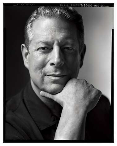 "Al Gore, author of ""The Future: Six Drivers of Global Change."" Photo: Courtesy Of Al Gore"