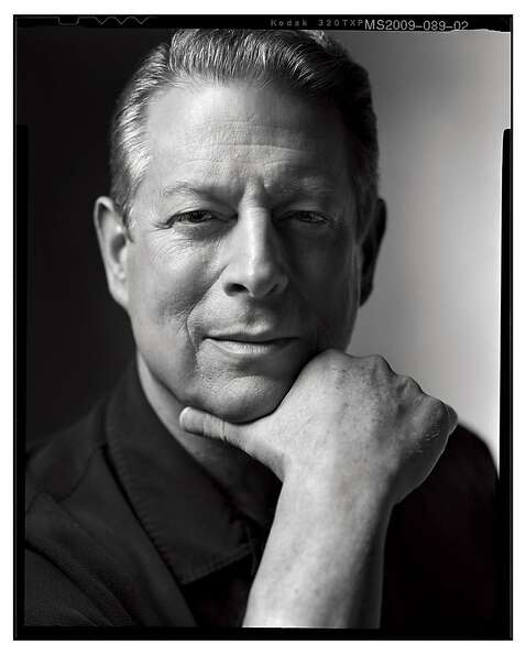 Al Gore, author of