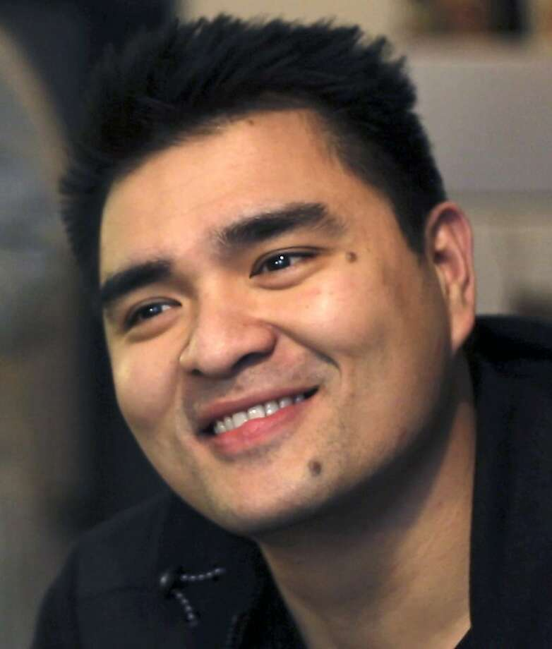 Jose Antonio Vargas will testify before the Senate Judiciary Committee hearing on immigration reform. Photo: AP