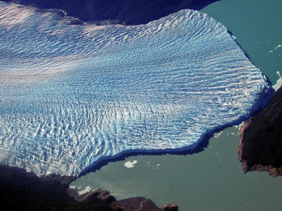 The Perito Moreno Glacier. (Wikimedia Commons) Photo: Multiple