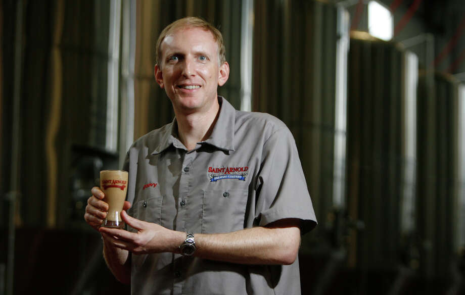 Brock Wagner, owner of Houston's Saint Arnold Brewing, called Monday's action a critical step in helping the state's craft brewers and brewpubs. Photo: Julio Cortez, HC Staff / Houston Chronicle