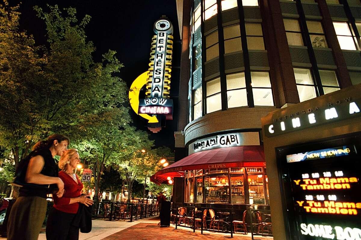 No. 19: Bethesda, Maryland Arts & culture index:95 Recreation index:89 Diversity index:67.87 Local eats:74 percent Population age 20-34:24.6 percent Source:Forbes
