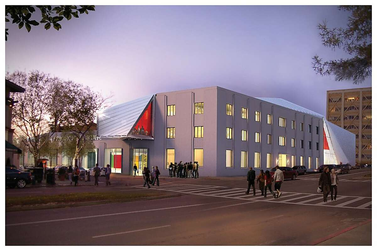 The new home of the Berkeley Art Museum and Pacific Film Archive is set to open in 2016 in downtown Berkeley. Designed by Diller Scofidio + Renfro and EHDD, it pairs a restored 1939 printing plant with a new wing clad in stainless steel.
