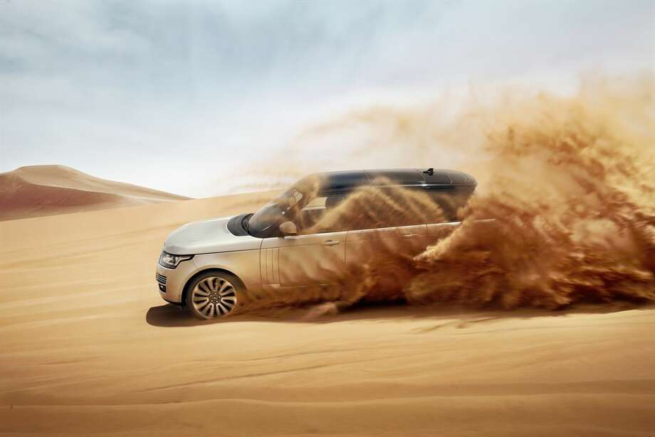 Land Rover packs plenty of power with luxury in new 2013 model. Photo: Land Rover