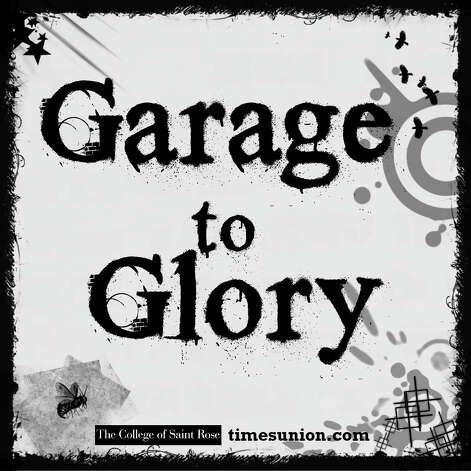Garage to glory logo