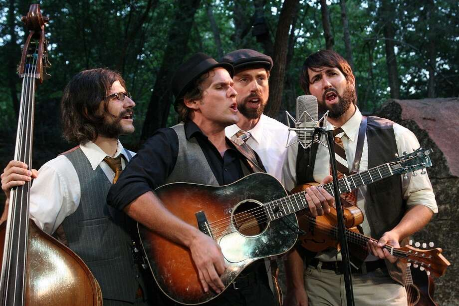 Steel Wheels (Courtesy 8th Step at Proctors)