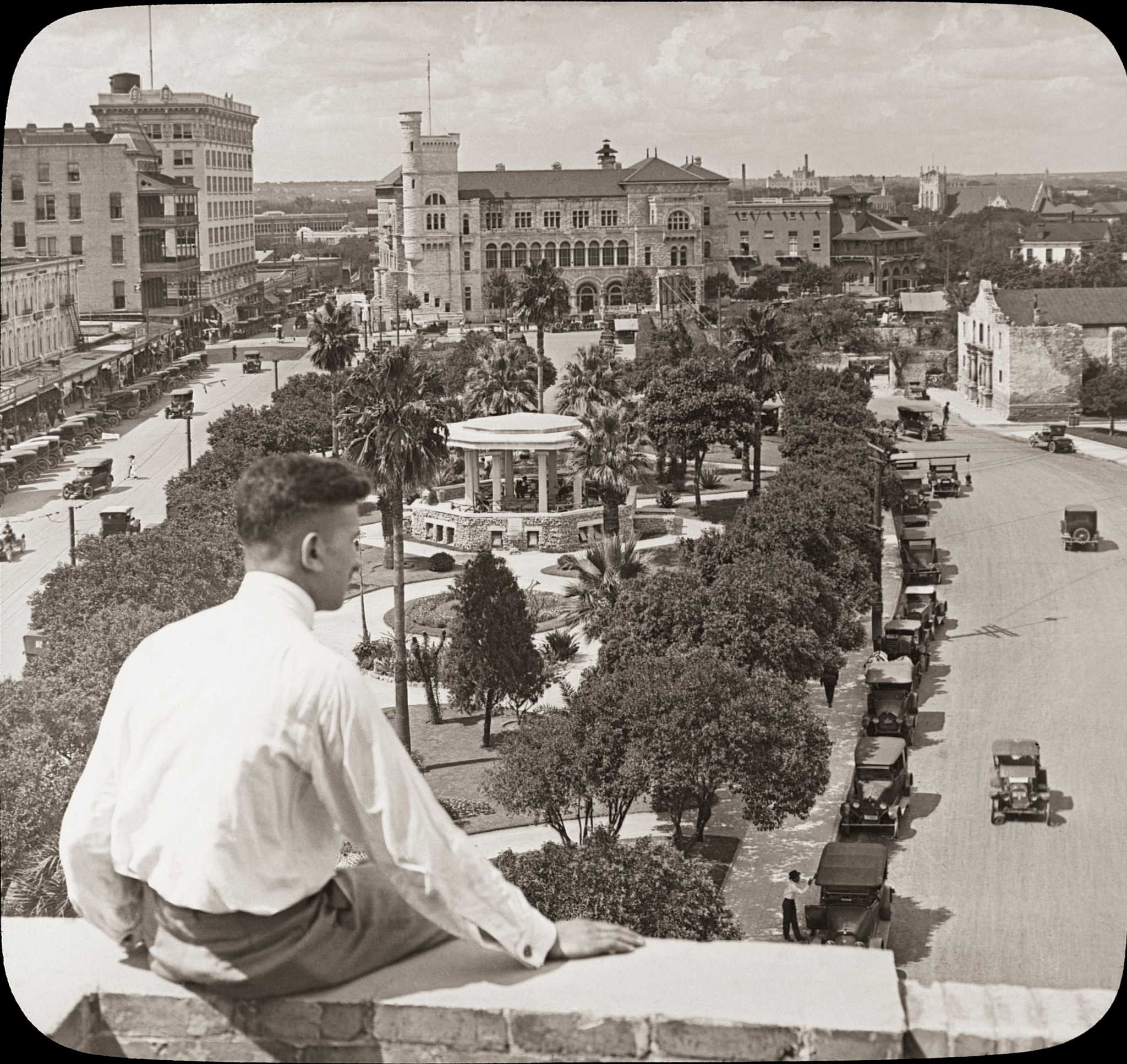 S A History Captured In Photos San Antonio Express News