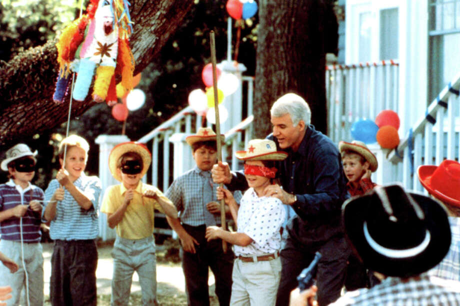 In Parenthood (1989), Steve Martin plays Gil Buckman, a neurotic sales executive who struggles to balance family and career. / ©Universal/Courtesy Everett Collection