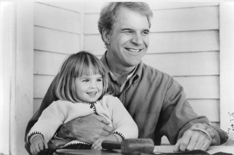 Steve Martin unexpectedly become a dad in A Simple Twist of Fate (1994).