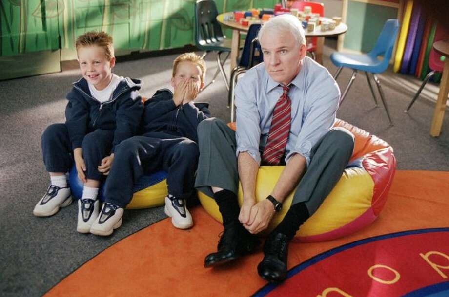 Steve Martin in Cheaper by the Dozen (2003)