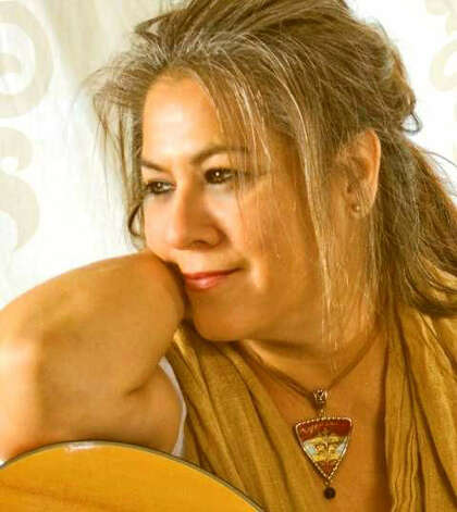 San Antonio singer-songwriter Sylvia Kirk celebrates the release of her CD. Photo: Courtesy Photo