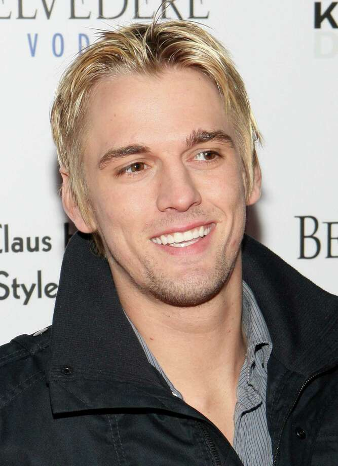 On May 12, Josabi's will host pop sensation and actor Aaron Carter. Photo: COURTESY GETTY IMAGES