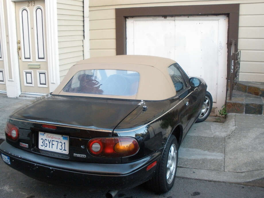 Driveway fail (not even his driveway). Photo: Amandicacom/Flickr.com