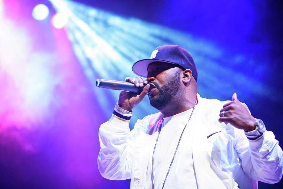 Bun B is best known for being part of the rap duo UGK. Photo: Michael Paulsen, Staff / Houston Chronicle