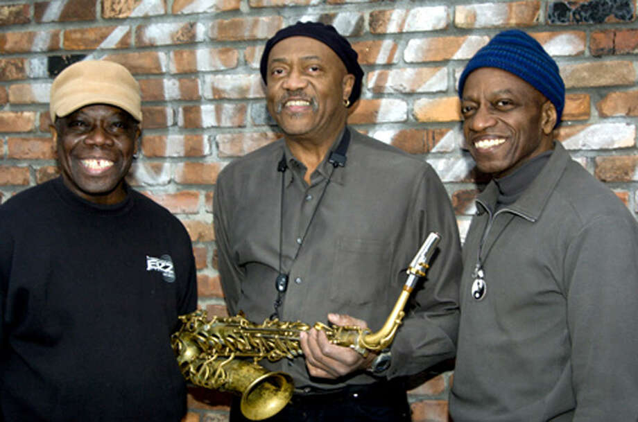 Trio 3 includes Andrew Cyrille, from left, Oliver Lake and Reggie Workman. Photo: Courtesy Photo