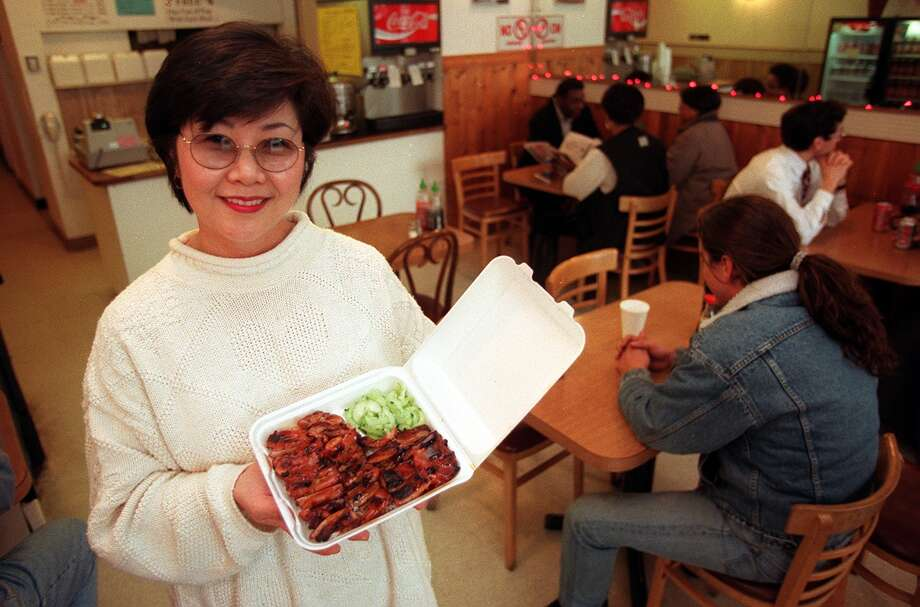 Teriyaki: Seattle doesn't have the ethnic enclaves that give rise to famously good non-whitebread kind of restaurants. But we are reportedly known for our abundance of teriyaki joints. Photo: Seattle Post-Intelligencer
