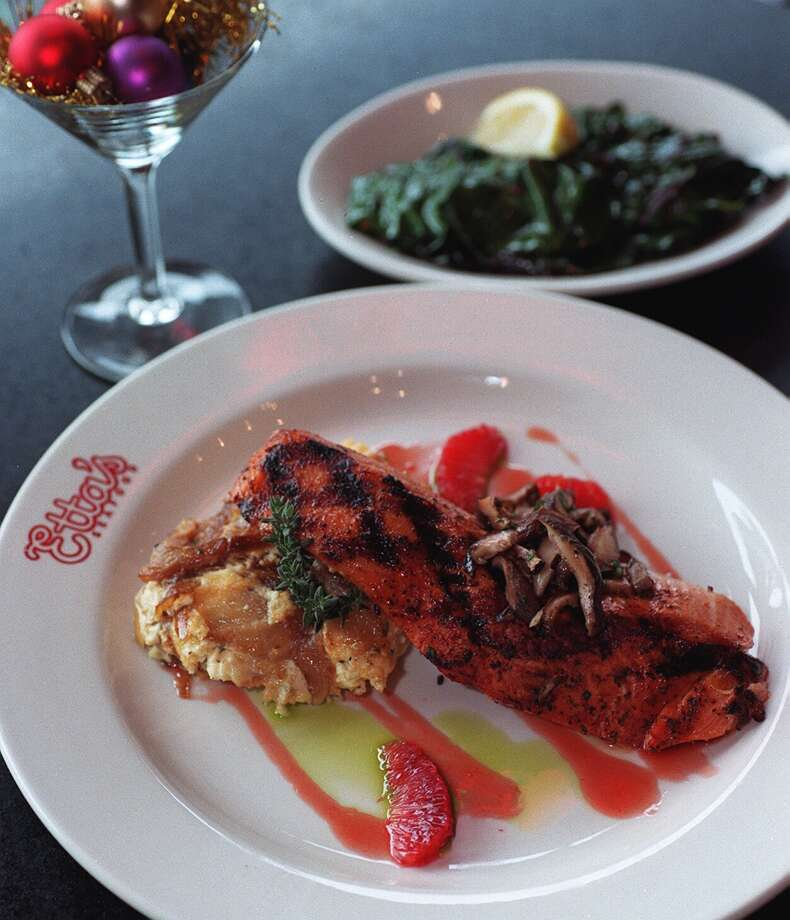 There's also Tom Douglas' Rub with Love salmon spice rub popular at Etta's. Photo: Seattle Post-Intelligencer