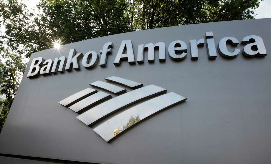 5. Bank of America: The banking company was one of four major banks that made the list.Source: Harris Interactive Photo: Paul Sakuma, AP / AP