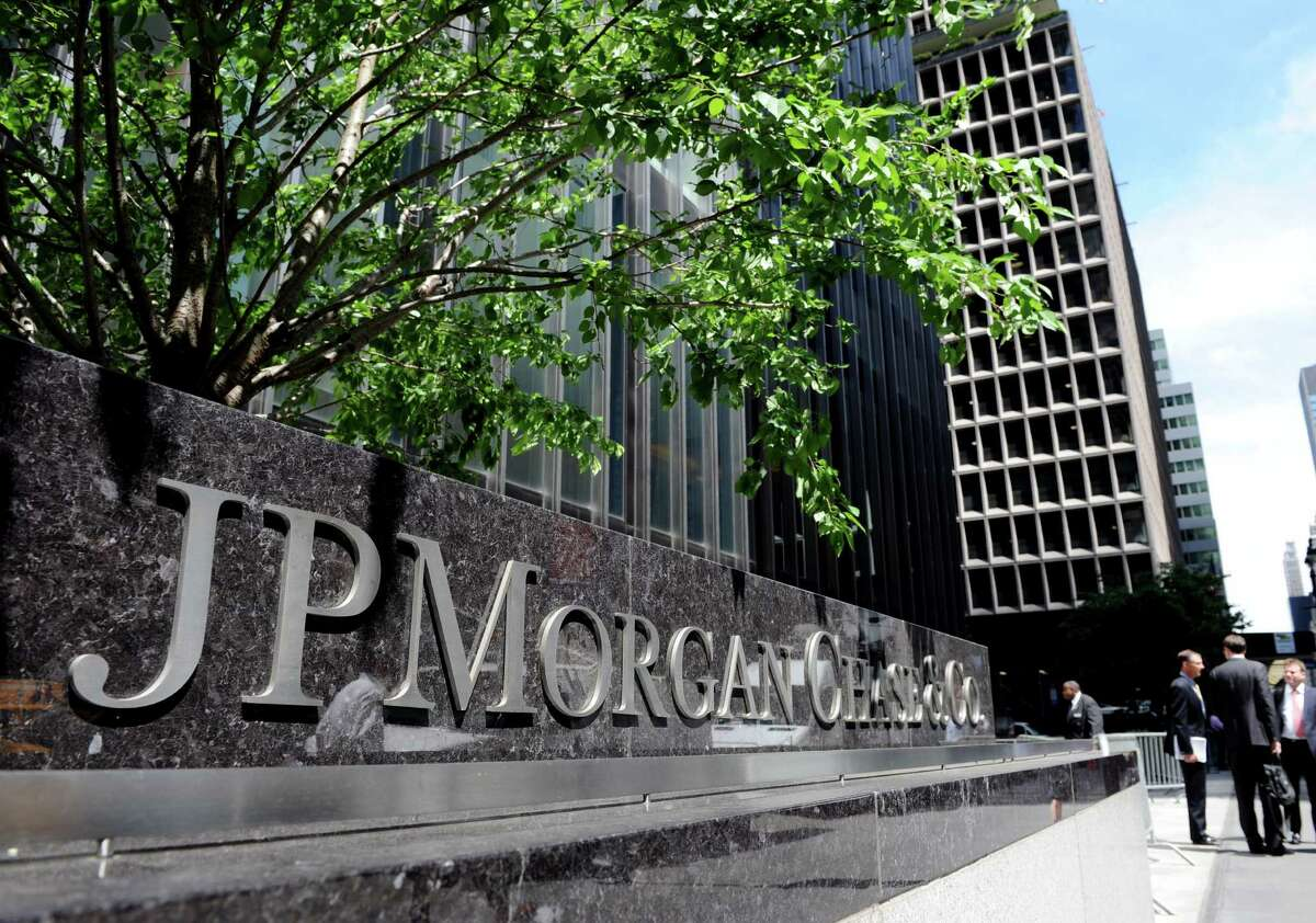 8. J.P. Morgan Chase & Co.: The banking company was one of four major banks that made Harris Interactive's list. AFP PHOTO/Stan HONDASTAN HONDA/AFP/GettyImages