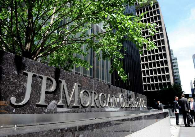 8. J.P. Morgan Chase & Co.: The banking company was one of four major banks that made Harris Interactive's list. AFP PHOTO/Stan HONDASTAN HONDA/AFP/GettyImages Photo: STAN HONDA, . / AFP