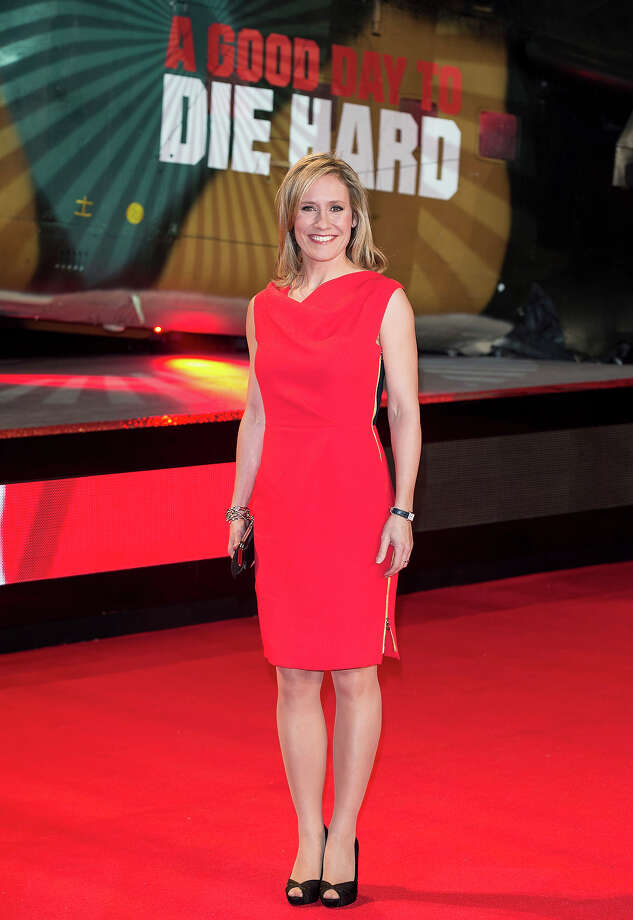 LONDON, ENGLAND - FEBRUARY 07:  Sophie Raworth attends the UK Premiere of 'A Good Day To Die Hard' at Empire Leicester Square on February 7, 2013 in London, England. Photo: Mark Cuthbert, UK Press Via Getty Images / 2013 Mark Cuthbert