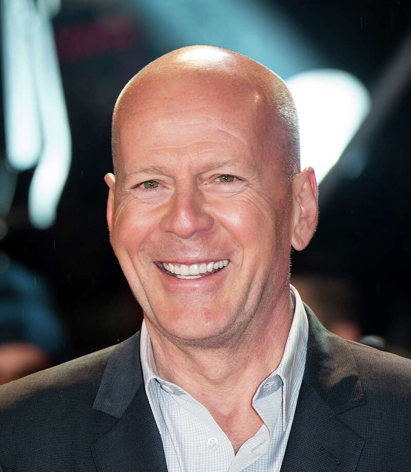 LONDON, ENGLAND - FEBRUARY 07:  Bruce Willis attends the UK Premiere of 'A Good Day To Die Hard' at Empire Leicester Square on February 7, 2013 in London, England. Photo: Mark Cuthbert, UK Press Via Getty Images / 2013 Mark Cuthbert