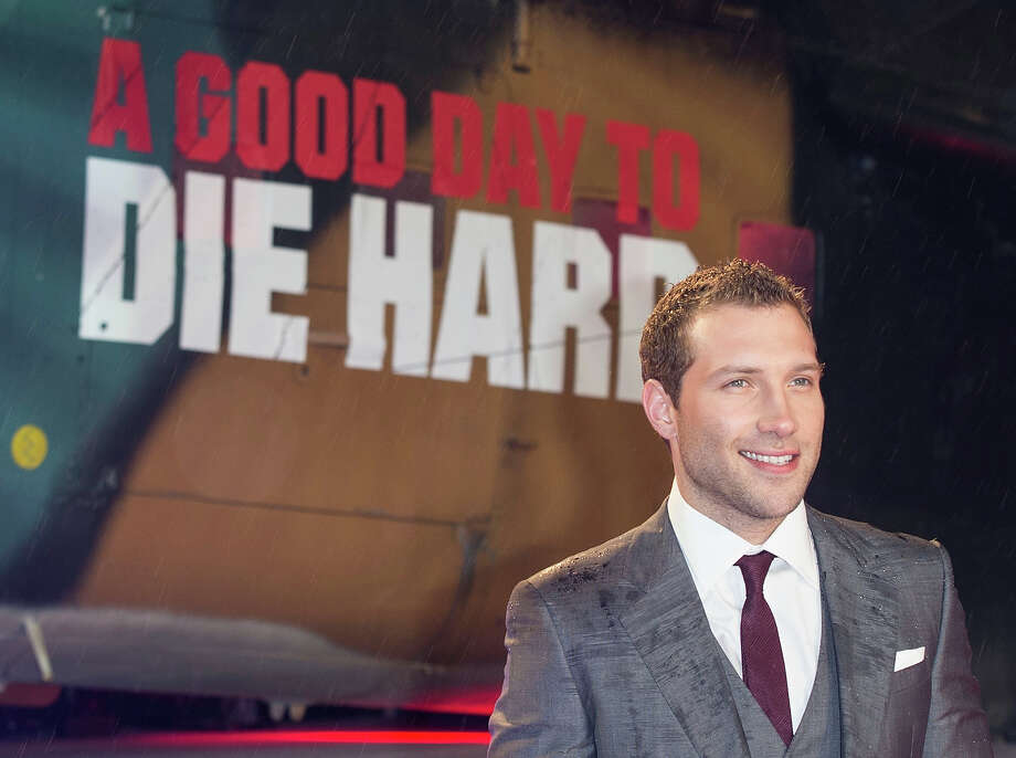 LONDON, ENGLAND - FEBRUARY 07:  Jai Courtney attends the UK Premiere of 'A Good Day To Die Hard' at Empire Leicester Square on February 7, 2013 in London, England. Photo: Mark Cuthbert, UK Press Via Getty Images / 2013 Mark Cuthbert