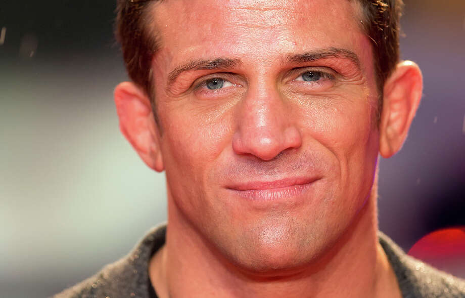 LONDON, UNITED KINGDOM - FEBRUARY 07: (EMBARGOED FOR PUBLICATION IN UK NEWSPAPERS UNTIL 48 HOURS AFTER CREATE DATE AND TIME) Alex Reid attends the UK Premiere of 'A Good Day To Die Hard' at Empire Leicester Square on February 7, 2013 in London, England. Photo: Indigo, Getty Images / 2013 Indigo