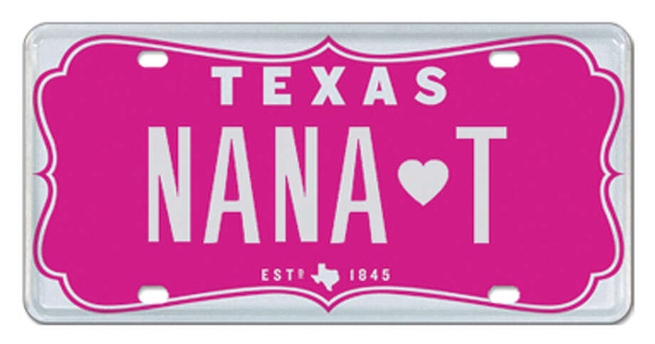 Nana T's got style. Photo: MyPlates.com