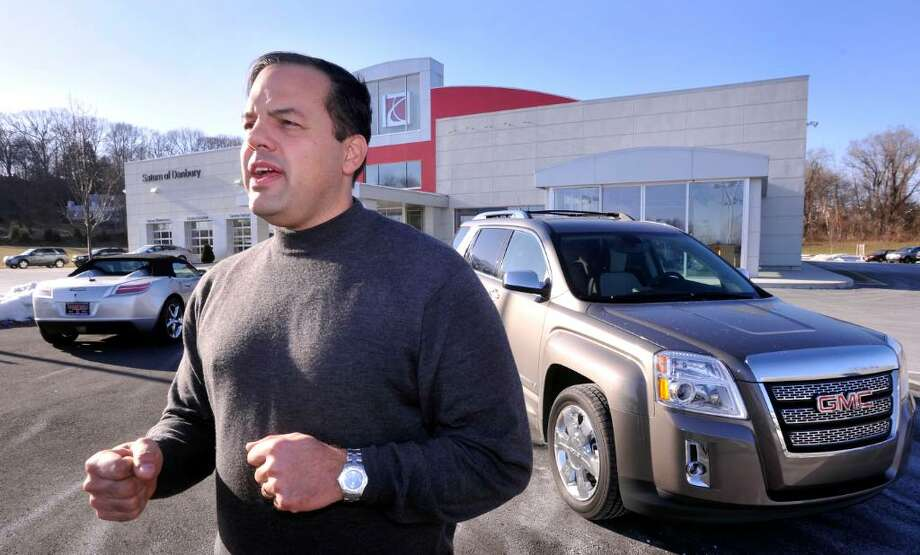 danbury saturn dealership stays open will sell gmc buick lines newstimes. Black Bedroom Furniture Sets. Home Design Ideas